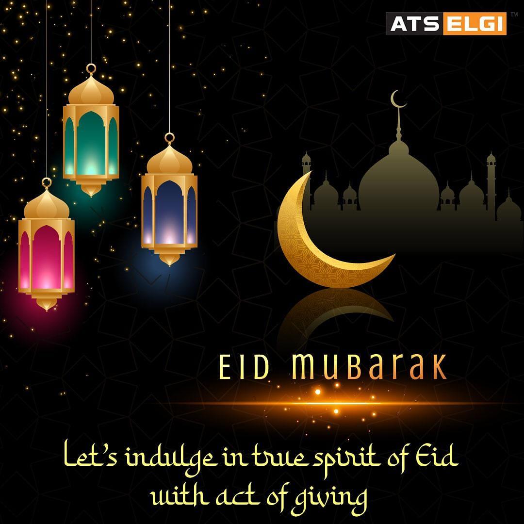"We wish you and your family a happy Eid  ""Let's indulge in the true spirit of Eid with act of giving""                *Eid Mubarak*  #atselgi #thinklongrun #onestopshop #garageequipment #eidmubarak #EidAlFitr #actofgiving #zakat"