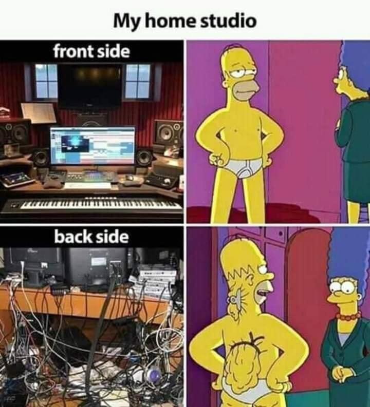 Guilty? #studio #producerproblemspic.twitter.com/q9uQilwoyJ