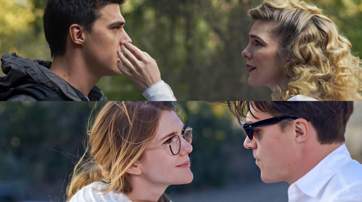 Did you know Finn Wittrock and Lily Rabe starred on-screen together before their return to AHS: 1984? They also appear in the movie A Midsummer Night's Dream—a modern rendition of Shakespeare's famous work of the same name!  <br>http://pic.twitter.com/7Zva4GFG08