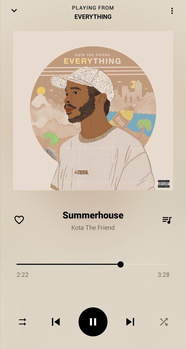 Summerhouse // Kota The Friend   #EVERYTHING <br>http://pic.twitter.com/EnTTXlzoYC