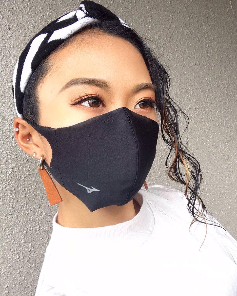 マスク サイズ ミズノ