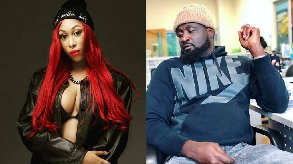 Cynthia Morgan talks about losing everything to music executive Jude Okoye  Cynthia Morgan has opened up on her travail after an issue she had with the CEO of her former record label'Northside Records',Jude Okoye.  In an Instalive chat with former Miss… https://instagr.am/p/CAkZ1PTJrBK/pic.twitter.com/vtr6EEtAjM