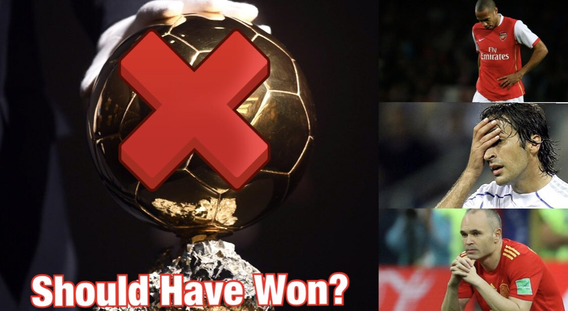 It's time  New video out now The GREATEST Players to NEVER Win the Ballon D'or | Students Of The Game Football  Click on this link   https:// youtu.be/12flQsMwpKY      #ballondOr #SOTGF<br>http://pic.twitter.com/4fhqPr8BrR