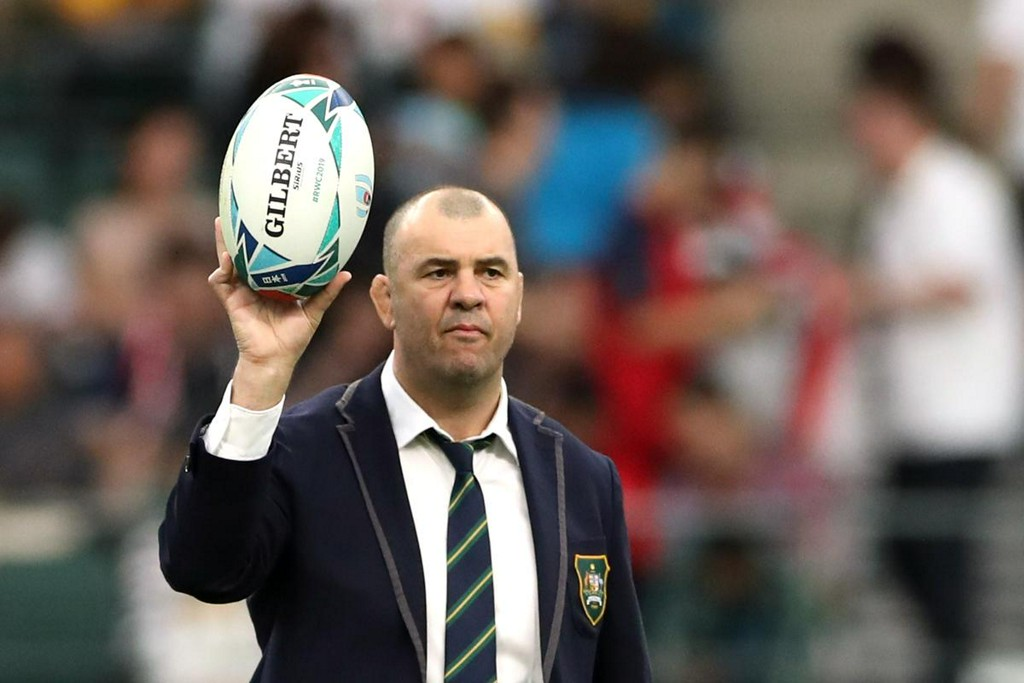 Cheika says should have quit as Australia coach before 2019 World Cup