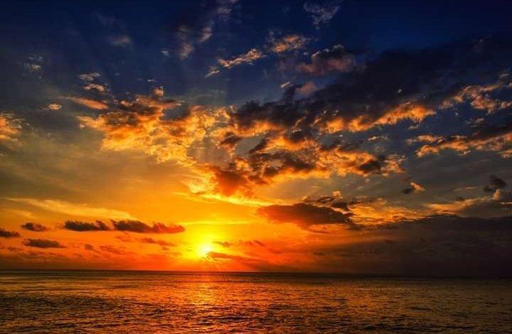 Scintillating #sunset  #sunsetphotography pic.twitter.com/97q9LS8qzS