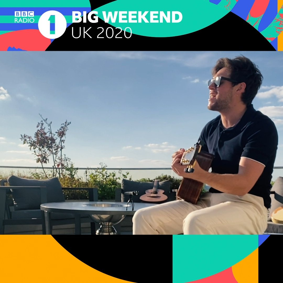 N I A L L 😍✨ You can listen to @NiallOfficials beautiful at-home #BigWeekend set now on @BBCSounds 🎧 bbc.in/2yxX7BW