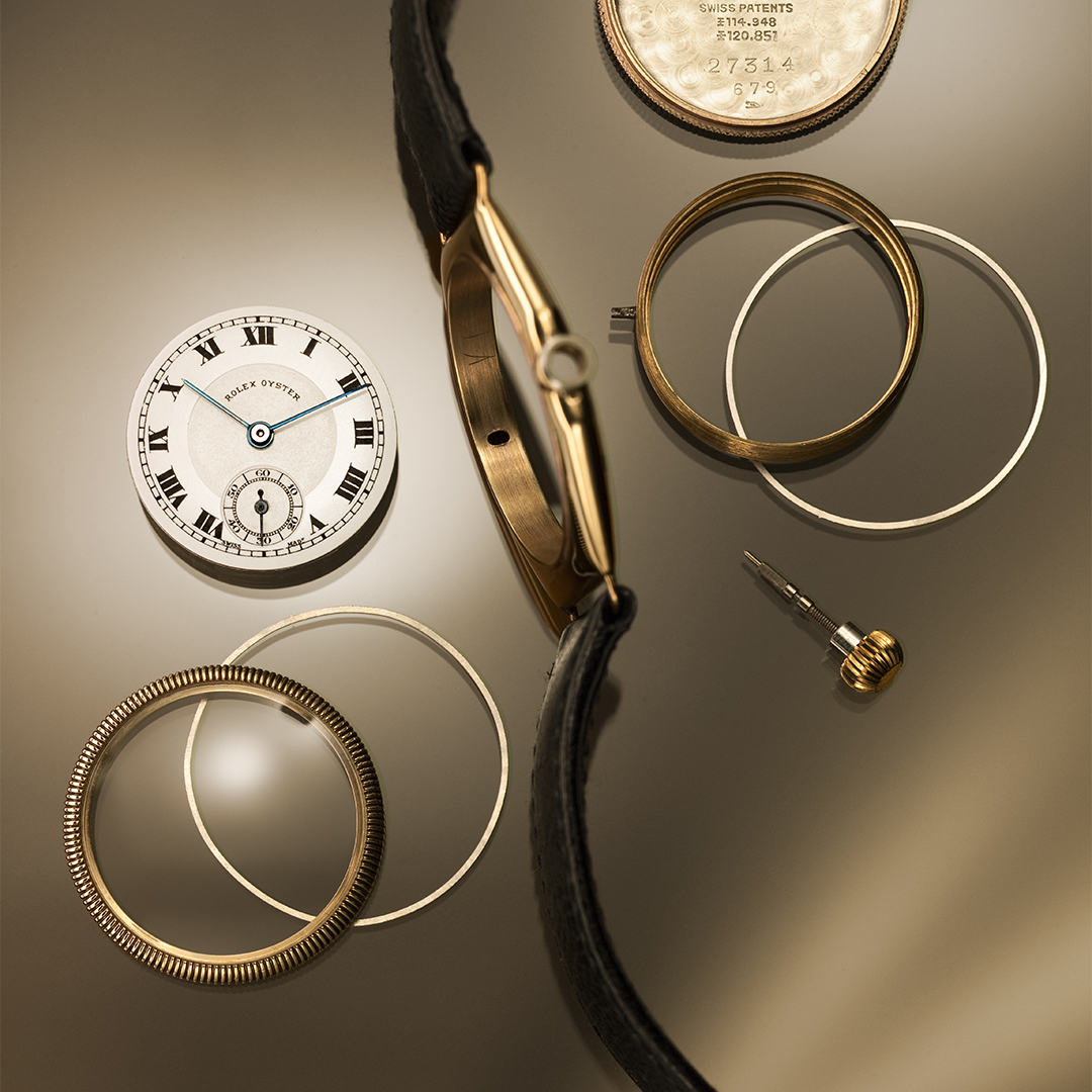 The wristwatch was initially met with scepticism. But visionary Rolex founder Hans Wilsdorf, through his determination and enterprise, changed the course of watchmaking with the Oyster Perpetual, the first-ever waterproof wristwatch. Read more https://t.co/RqfMrXlx3H #Perpetual https://t.co/tAdVjdVG0i