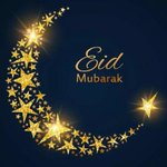 Image for the Tweet beginning: Eid Mubarak to all Muslim