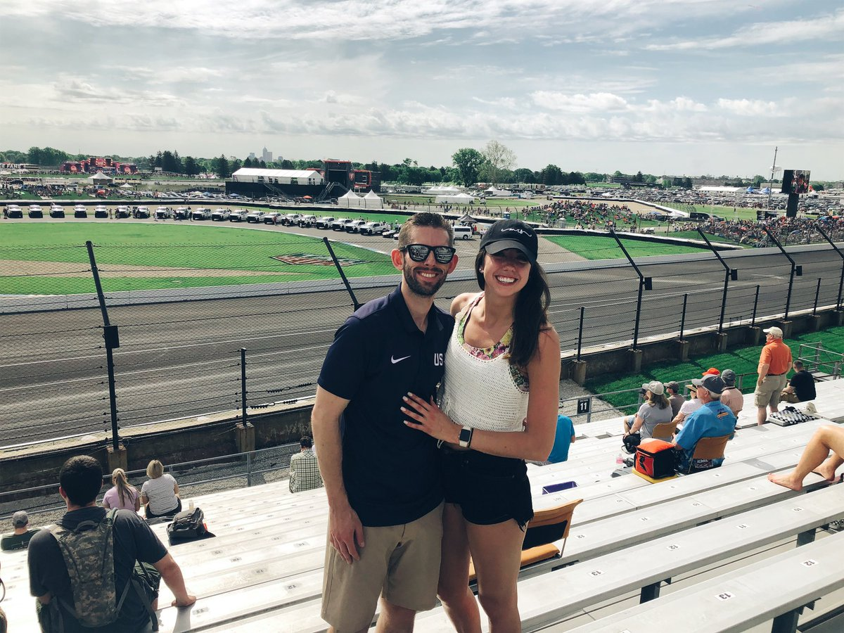 Is it August yet?? Miss you @IMS...  #Indy500 🏁 https://t.co/0nPmX6Rw0H
