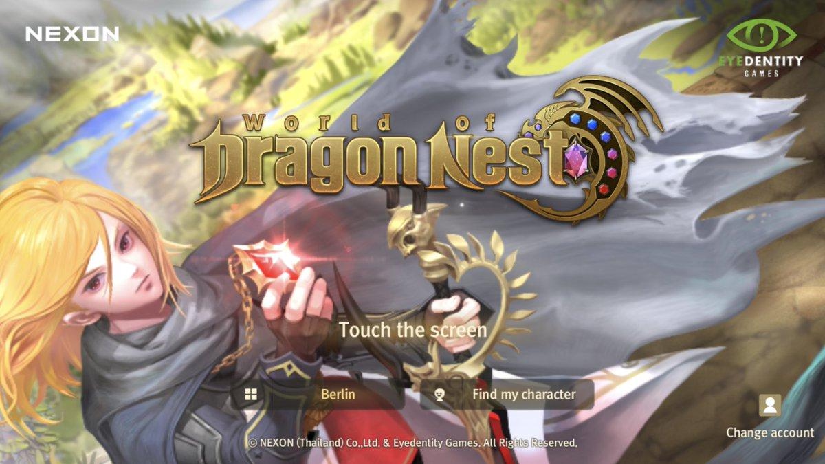 オブ ネスト ワールド ドラゴン