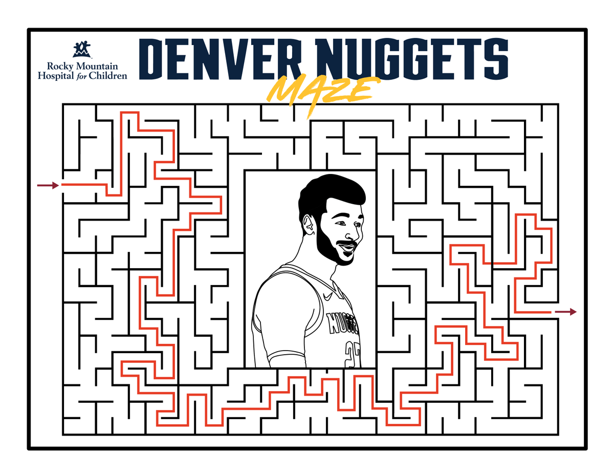 How many of you made it out?  #MileHighBasketball https://t.co/w6mhnbtcrR