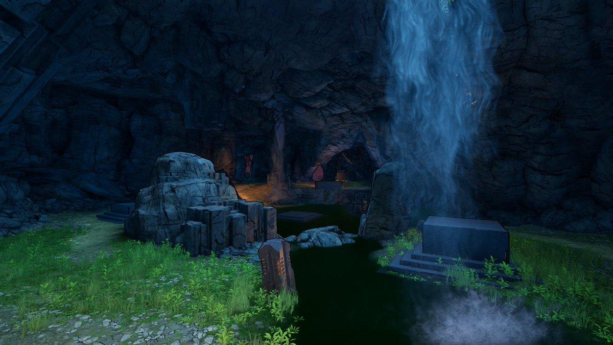 Found a neat little hidden cave! #Borderlands3 <br>http://pic.twitter.com/Kp7DQlONaA