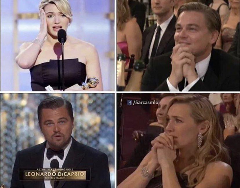 Everyone needs friendship like this @LeoDiCaprio #katewinslet #Titanicpic.twitter.com/UabmtluTPG