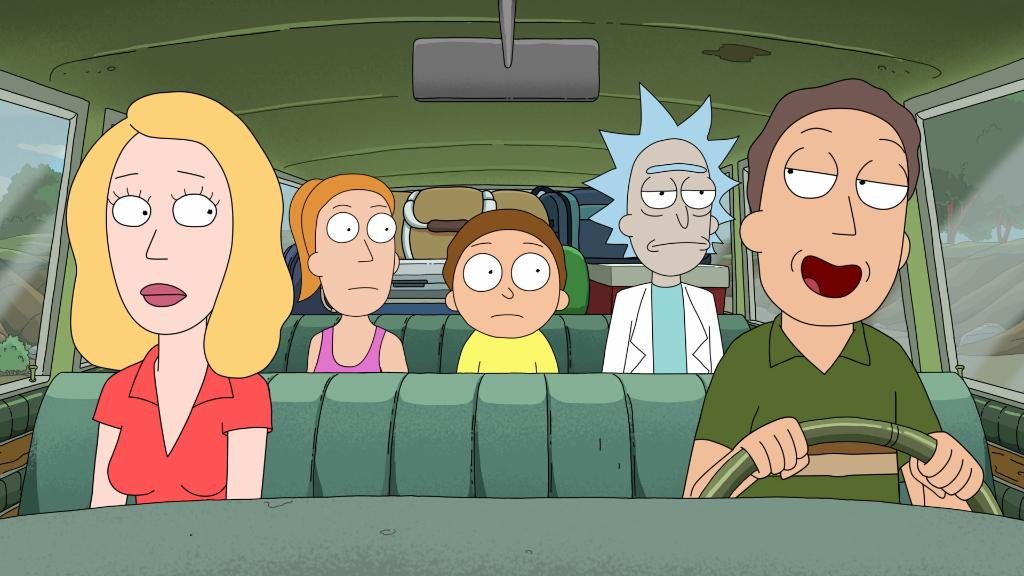 Whole family in this one, broh.   New #RickandMorty tonight at 11:30pm EST/PST. https://t.co/1pYrPpq7x9