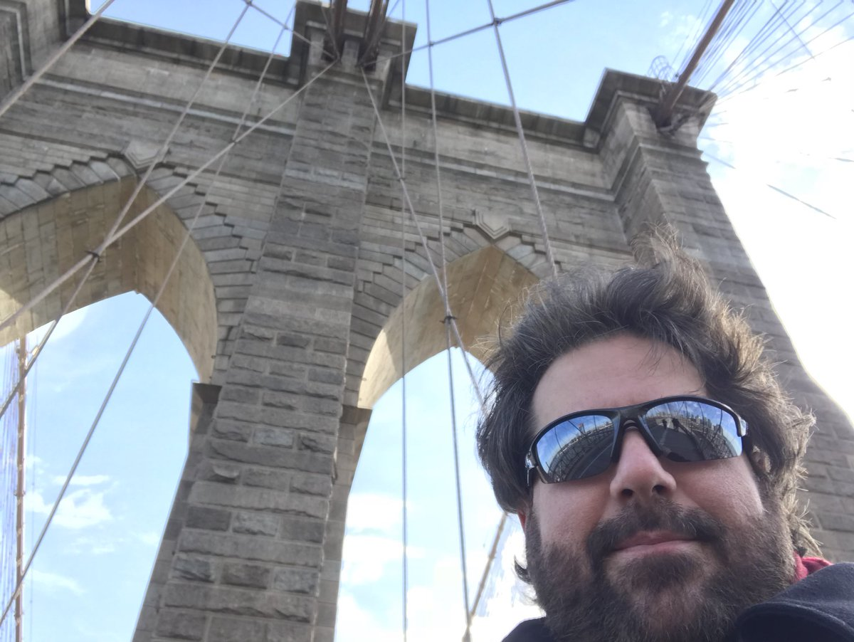 Happy 137th Birthday to the #BrooklynBridge,  completed on this day May 24 1883 by Washington and Emily Roebling, designed by John Roebling and built by hand by craftsmen and day laborers of New York and Brooklyn! pic.twitter.com/f6I9fVlFug