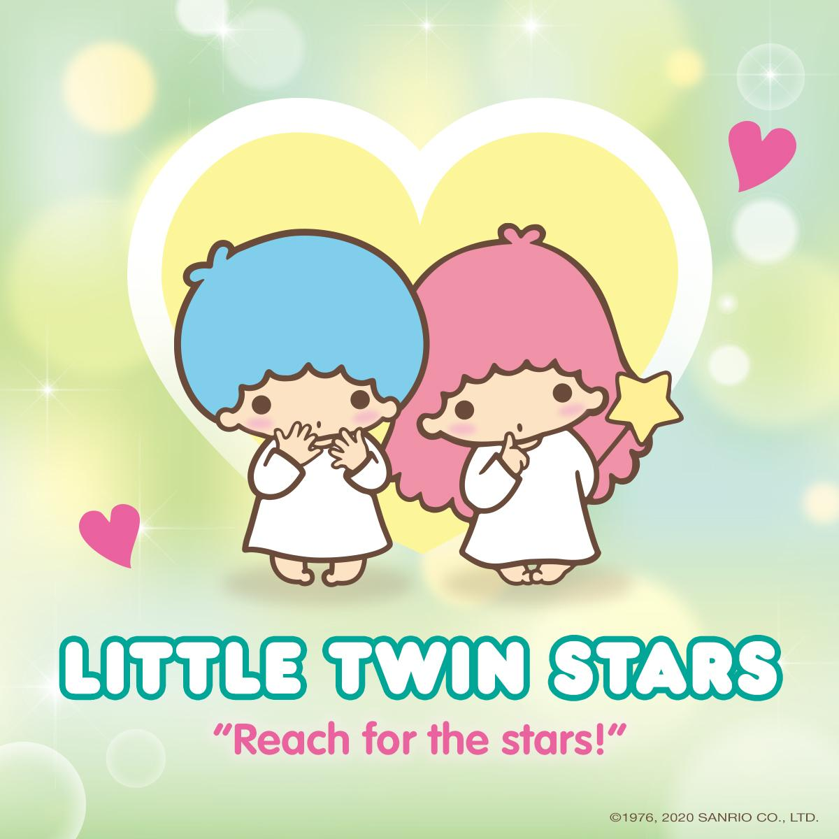 LAST CHANCE! There is no limit when reaching for the stars Kiki and Lala are dreaming for you! Vote for #LittleTwinStars in the 35th Annual #SanrioCharacterRanking today: https://bit.ly/2LTY4rd pic.twitter.com/Odm1G42Ds3