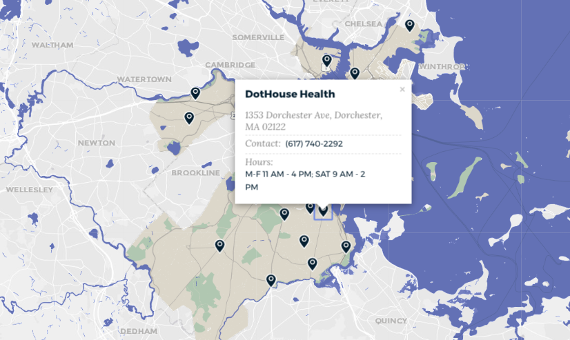 We're partnering with community health centers to increase access to #COVID19 testing. Our map features locations across the City where you can get free testing, regardless of insurance or immigration status. Just make sure to call ahead: http://boston.gov/covid19-testing-map…pic.twitter.com/dxZRGU6lgJ