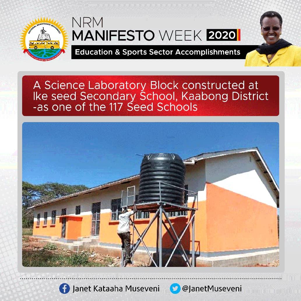 Janet K Museveni (@JanetMuseveni) on Twitter photo 2020-05-24 14:25:58