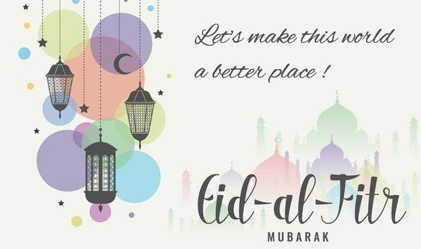 #EidMubarak everyone!! This #EidAlFitr is not going to be like any other #Eid But, it shines our life with a message of hope and peace, and that is everlasting, in face of any crisis. #EidMubarak and may you have a better and prosperous life.