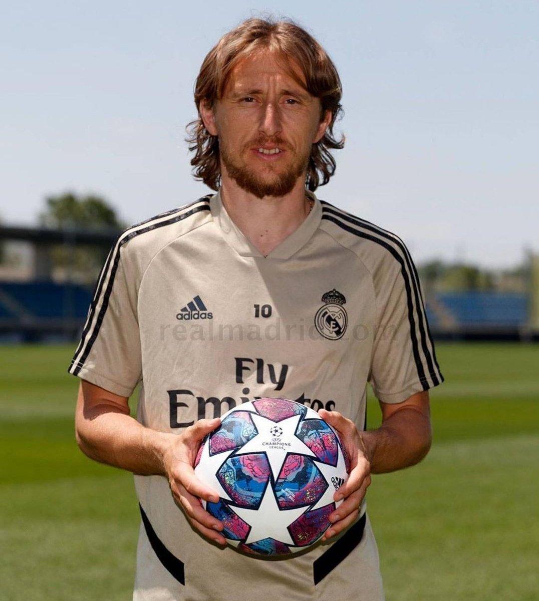 Luka Modric sobre la décima: Yo iba muy tranquilo, con la convicción de que íbamos a marcar un gol. Sergio estaba en un buen sitio, se colocó muy bien y, luego, como lo metió es historia