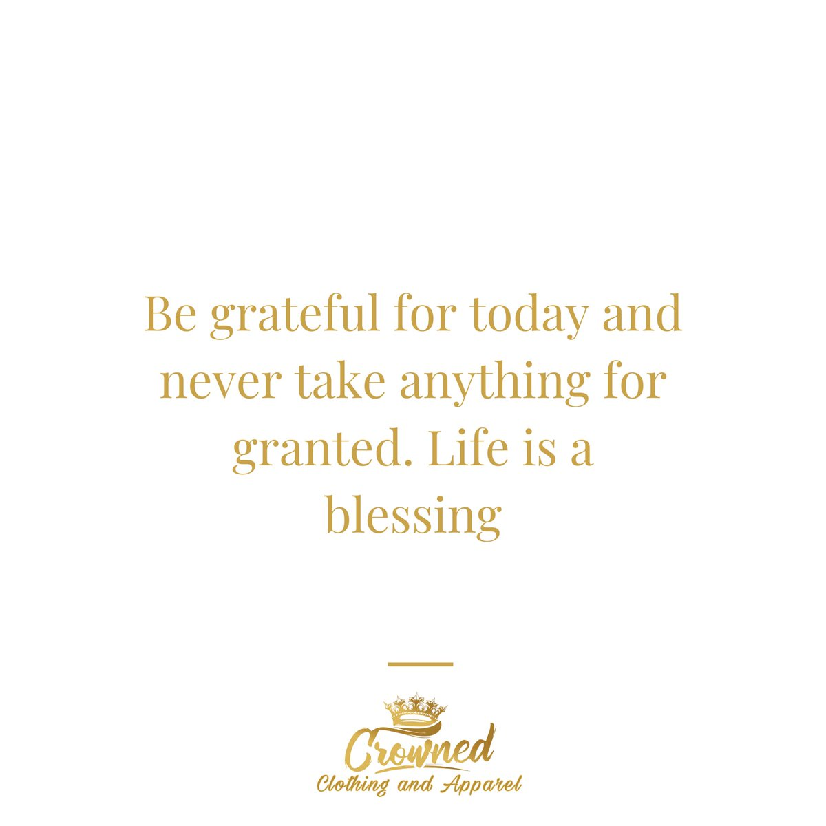 There's never a time were you should take anything for granted. Stay grateful and thankful that each day is a blessing. .  . . . #gratefuleveryday #thankfulgratefulblessed #thankful  #grateful  #gratitudequotes #sundaymornings #sundayz #blessings #blessings #inspirationalquotes <br>http://pic.twitter.com/mRo4rlrt7h