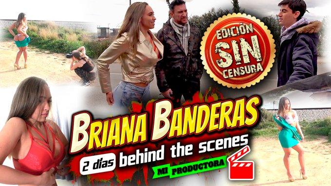 ❤ ¡¡NUEVO VÍDEO!! ❤  Briana Banderas y su pareja Marco Banderas GRABANDO POR BARCELONA 🔝 https://t.co/ugkOhZdMIa  VERSIÓN