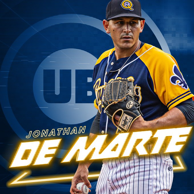 Prospect Profile - Jonathan de Marte Did Not Just Come Out of Nowehere