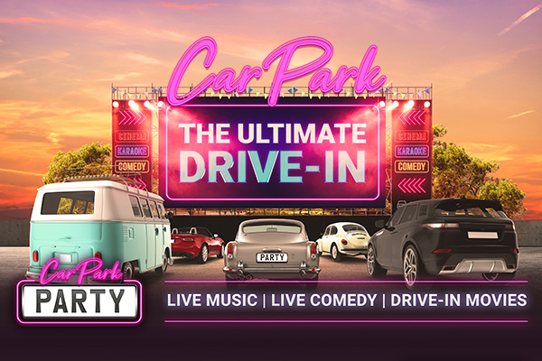 ICYMI #CarParkParty are gearing up to bring safe live events back to the UK this summer. Discover more about Car Park Comedy, Karaoke, and Cinema here >>  #tmDiscover