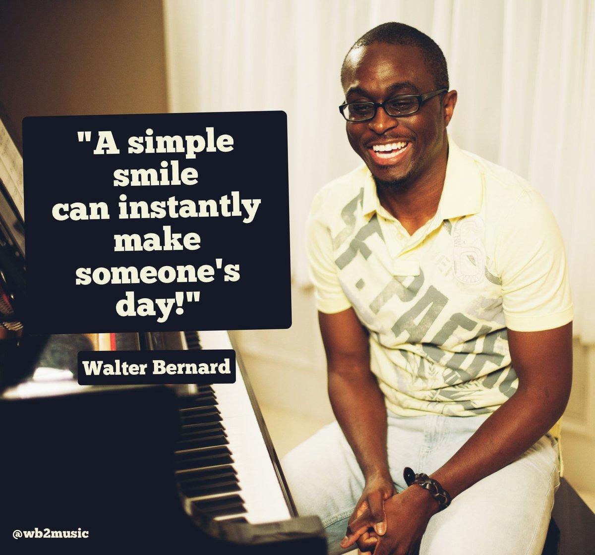 𝐢𝐒 𝐌 𝐈 𝐋 𝐄 . You should try it! #iSmile #Smile #SmileMore #WalterBernard  Monica Johnsonpic.twitter.com/rqg5a94HUu