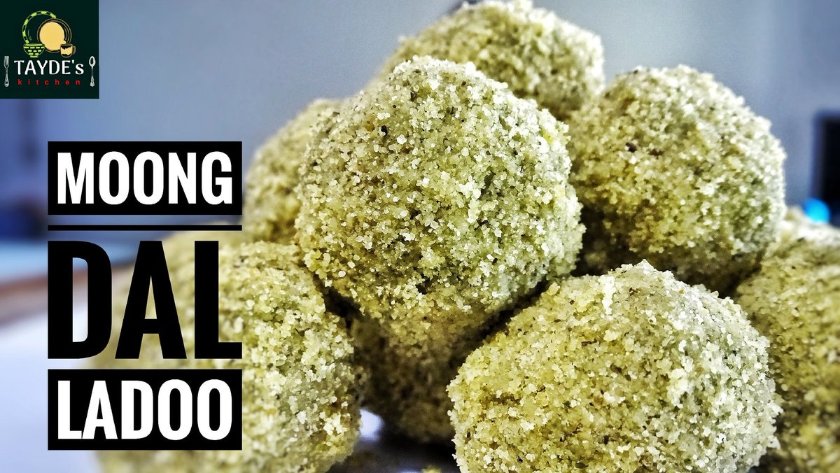 Nutritious  & Delicious  Moong Dal Ladoos   RT & Share with your friends !! Full video: https://youtu.be/6YDBfbOsCBM   #Health #healthylifestyle #HealthyFood #nutrition #indianfood #desserts #staysafe #StayStrong #FightAgainstCorona #boostyourimmunitypic.twitter.com/3LBIRyWMF5