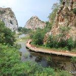 Image for the Tweet beginning: Khao Ngu Stone Park in