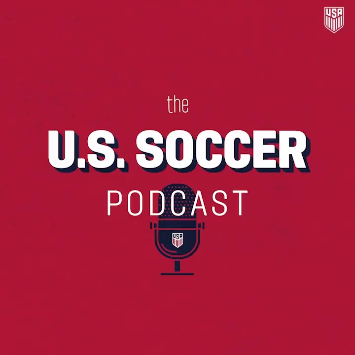 ICYMI: FIFA Referee Katja Koroleva (@f00tballk) joined The U.S. Soccer Podcast to talk the world of refereeing, her work on the frontlines fighting COVID-19 and more. Listen & subscribe Apple: ussoc.cr/llkb Spotify: ussoc.cr/97ib More: ussoc.cr/PodEpi3