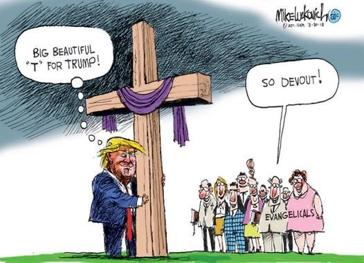 @funder But he is, trump only worships himself, so it's fitting he is back at one of his failing golf properties again today... https://t.co/4cfz2wOhUE