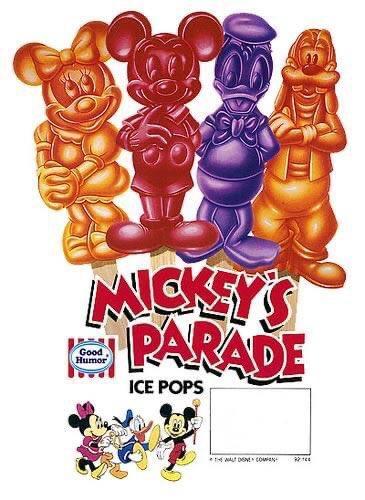 From dinner to dessert! #MickeysParade #DisneyPops #1980s #1990s #DisneyFrozenTteats #neighties #80s #90s #dessert #GoodHumor #Disney #pic.twitter.com/JzVwMZocnG