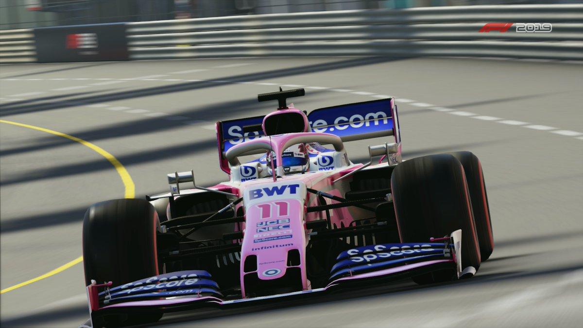 🏁 Race Complete! IT'S A WIN!!!! 🥳🙌  @LucasBlakeley01 WINS THE MONACO PRO EXHIBITION RACE!! 👏🇲🇨  @DanieleHaddad92 BRINGS IN P5!!! 🙌  #RaceAtHome #F1Esports #F1 https://t.co/BuSSFLiSor