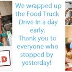 Imagen para el comienzo del Tweet: The Food Truck Drive  In