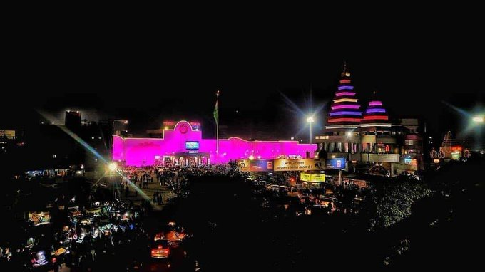 Mahadavir Mandir, Patna Station, Patna