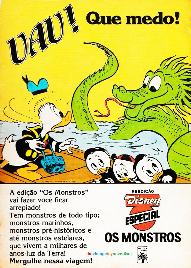 Four #1980s #Disney ads from Brazilpic.twitter.com/sNCLVib5Le