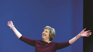 theresa may celebrates no longer being the worst UK prime minister everpic.twitter.com/IH5bMVzUeN