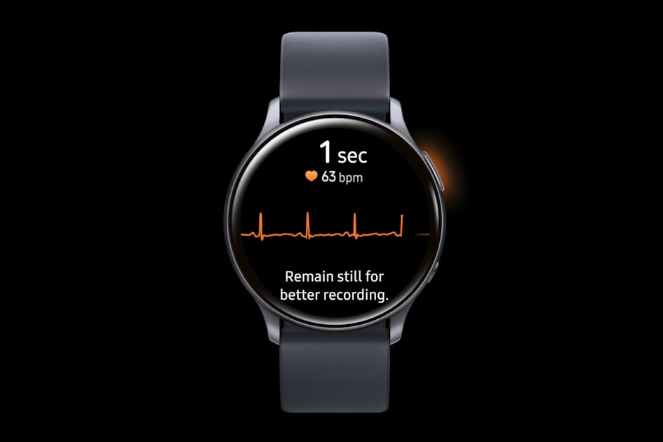 Samsung gets approval for Galaxy Watch Active 2's ECG, but only in Korea