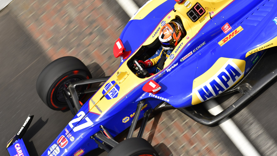 Tune-in to NBC now and watch an encore presentation of the 2019 #Indy500 with special guest @AlexanderRossi providing in-depth commentary. #Honda // #INDYCAR