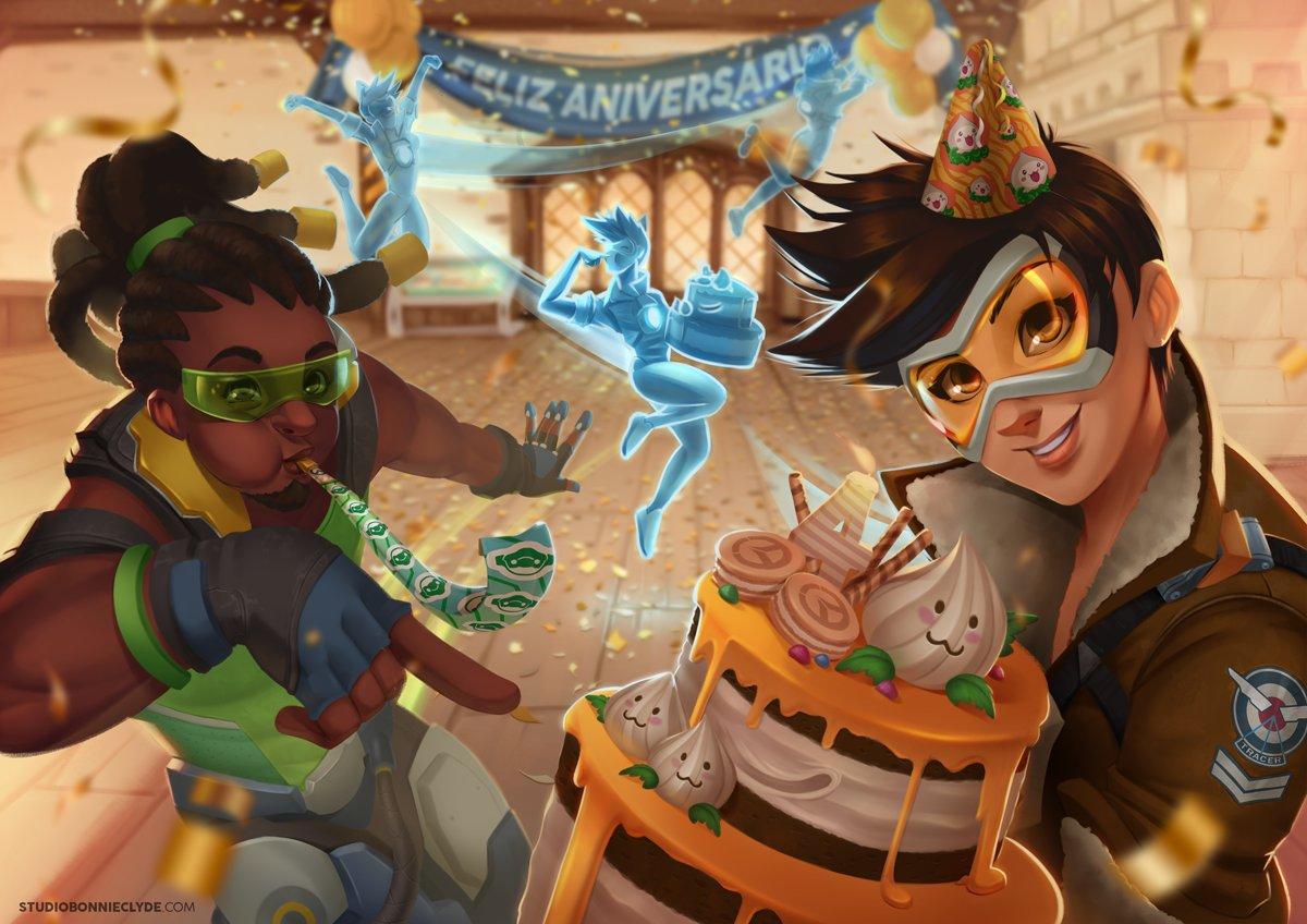 Overwatch faz parte da história de muita gente. Nos deu memórias, amizades, relacionamentos e emoções. Nesse quarto aniversário decidimos presentear o jogo de volta com uma homenagem de pessoas da comunidade que estão e que já passaram pela história do OW BR.