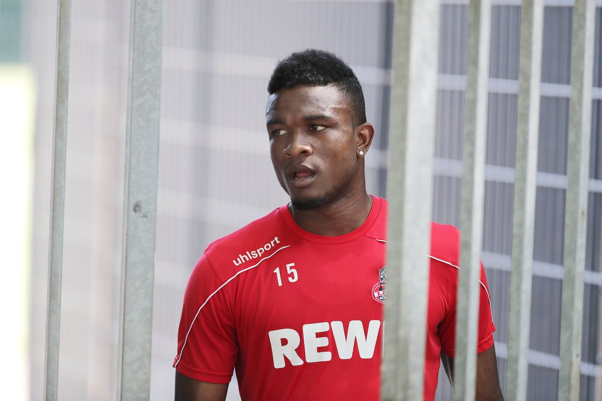 41: FC Koln 0-1 Fortuna 61: FC Koln 0-2 Fortuna 88: FC Koln 1-2 Fortuna 90+1: FC Koln 2-2 Fortuna Two goals in three minutes as Jhon Cordoba completes the comeback for Koln.