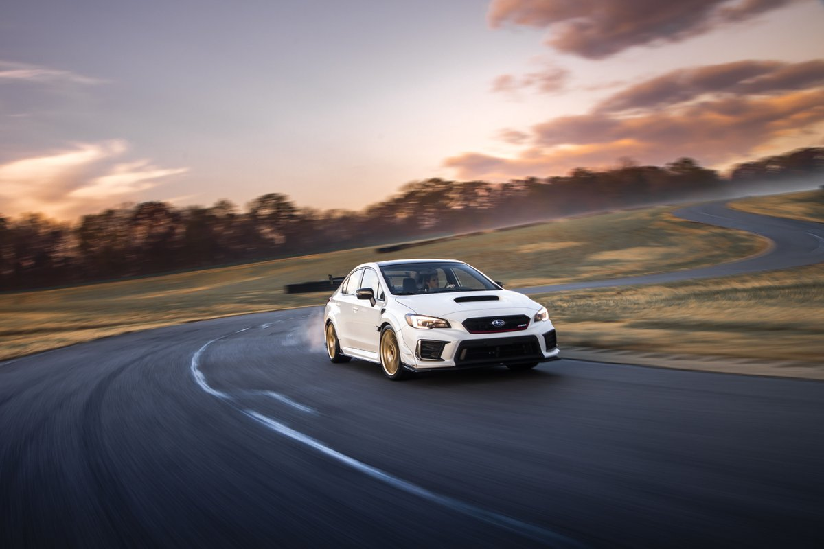 The S209. The first-ever S-line STI performance vehicle available exclusively in the U.S. ✔️ Tuned by STI for improved grip, handling balance and stability  ✔️ 341 horsepower EJ25 2.5-liter turbocharged BOXER engine  Reserve yours now at https://t.co/DYbeffs8ln. #S209 #STI https://t.co/8V2R4hrBgb