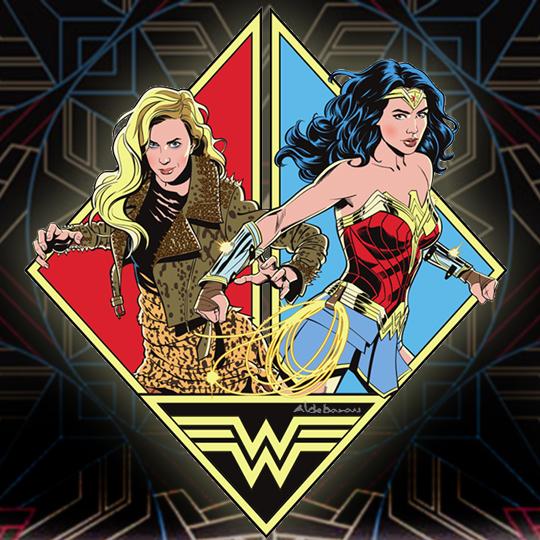 New promo art. #WonderWoman1984  #WW84 <br>http://pic.twitter.com/ojgozXQ27d