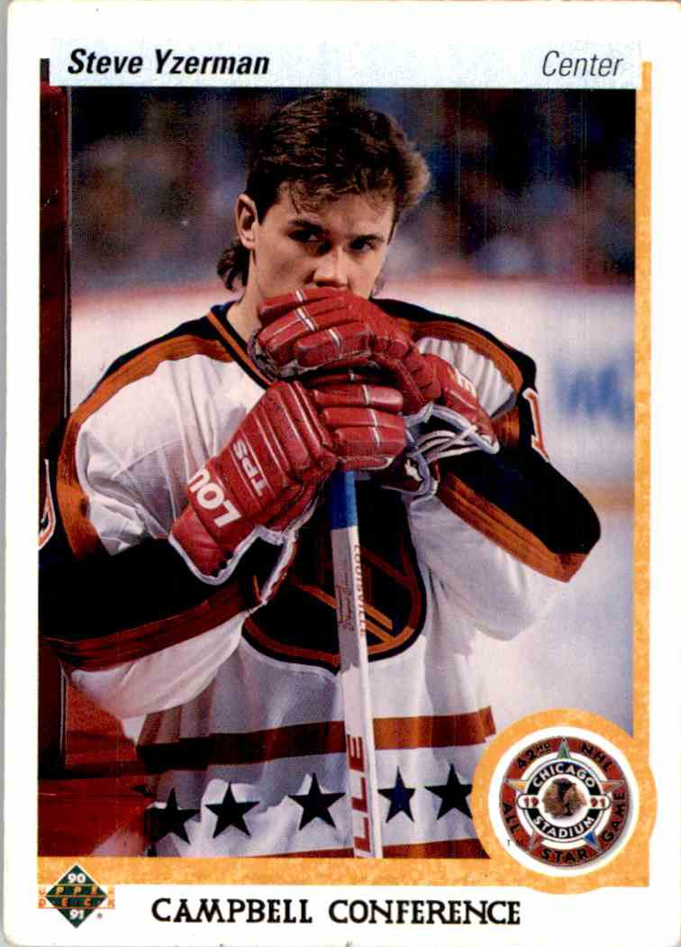 """My idol growin up? Was Stevie Y The """"C""""aptain & on the ice He'd fly. He lit the lamp🚨 & a 3-time champ But his HAIR I swear How could the ladies Not stare? I wanted it But ma? Wouldn't commit 2 a mullet But now W/ #StayHome I don't WANNA trim Nah Ima grow it just like him : )"""