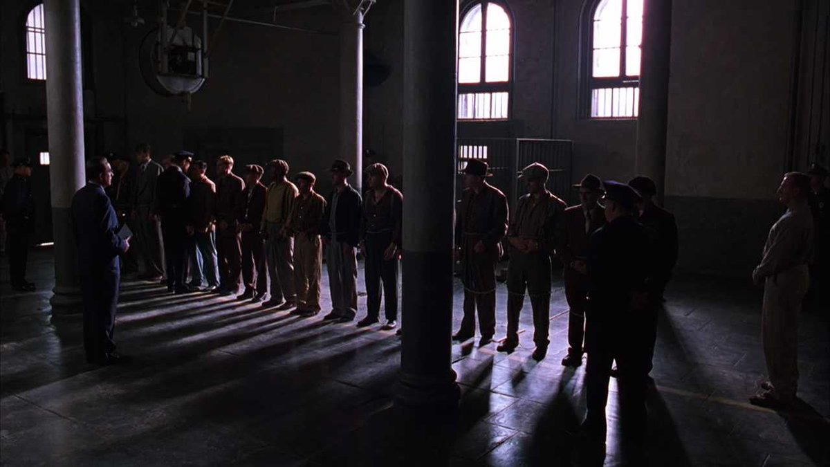 The Shawshank Redemption (1994) dir. Frank Darabont dp. Roger Deakins https://t.co/deiJMzZDR9