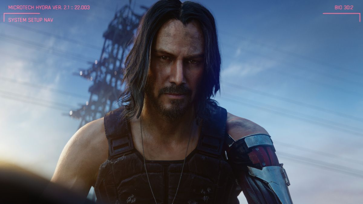 Johnny Silverhand is a perfect character for Keanu Reeves to play in Cyberpunk 2077 https://t.co/VC1yknGb0Q https://t.co/IoauDllpdZ