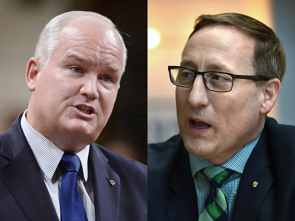 Conrad Black: Its not an exciting Conservative leadership race, but Id choose Peter MacKay Neither OToole nor MacKay is exciting, but English-Canadian politicians rarely are, and excitement isn't Canada's national forte anyway. nationalpost.com/opinion/conrad…