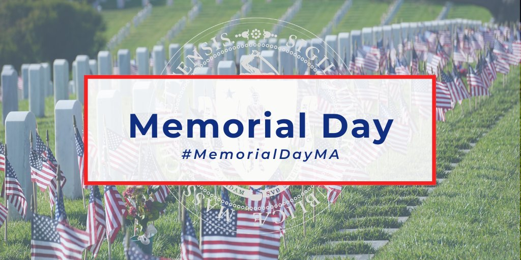 This weekend, we honor and remember the heroes who paid the ultimate sacrifice to protect our freedoms. We are forever grateful for their service.  Join us tomorrow for a virtual #MemorialDayMA ceremony at https://t.co/72Xfpr3mPn. https://t.co/n3SyuOwB3v